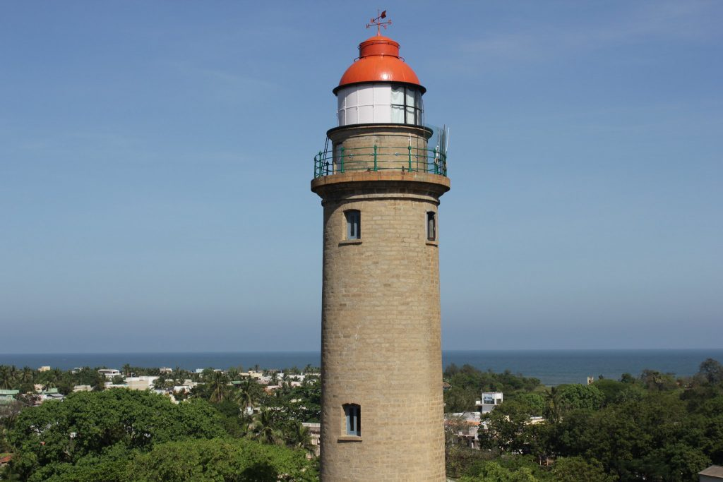 Chennai lighthouse