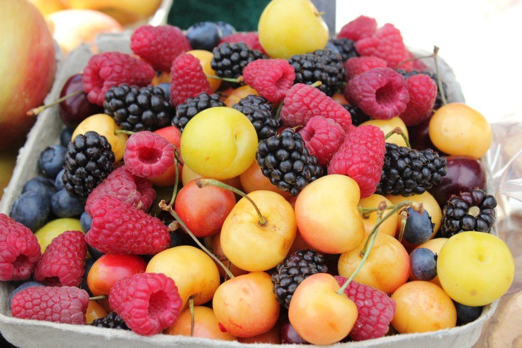 fruit, schnapps