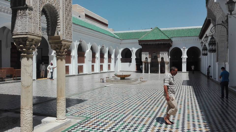 mosque, fes, morocco