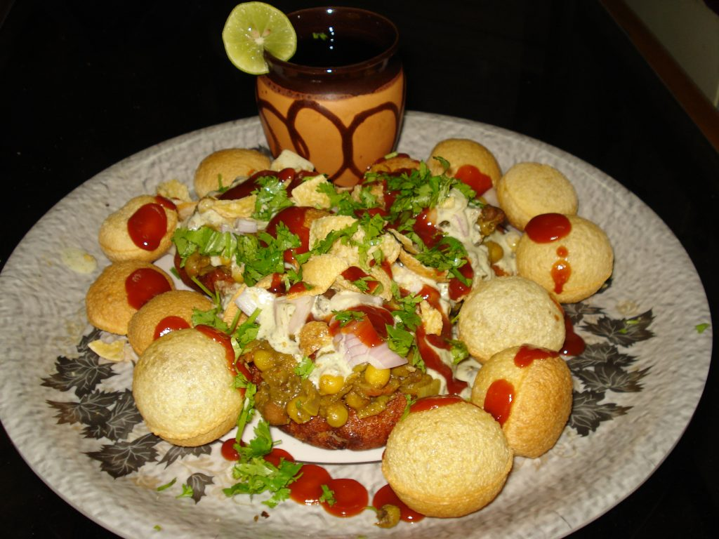 Tasty Indian Chaat