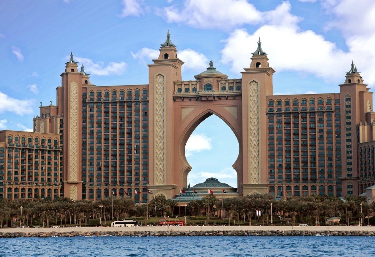 The Popular Atlantis Dubai