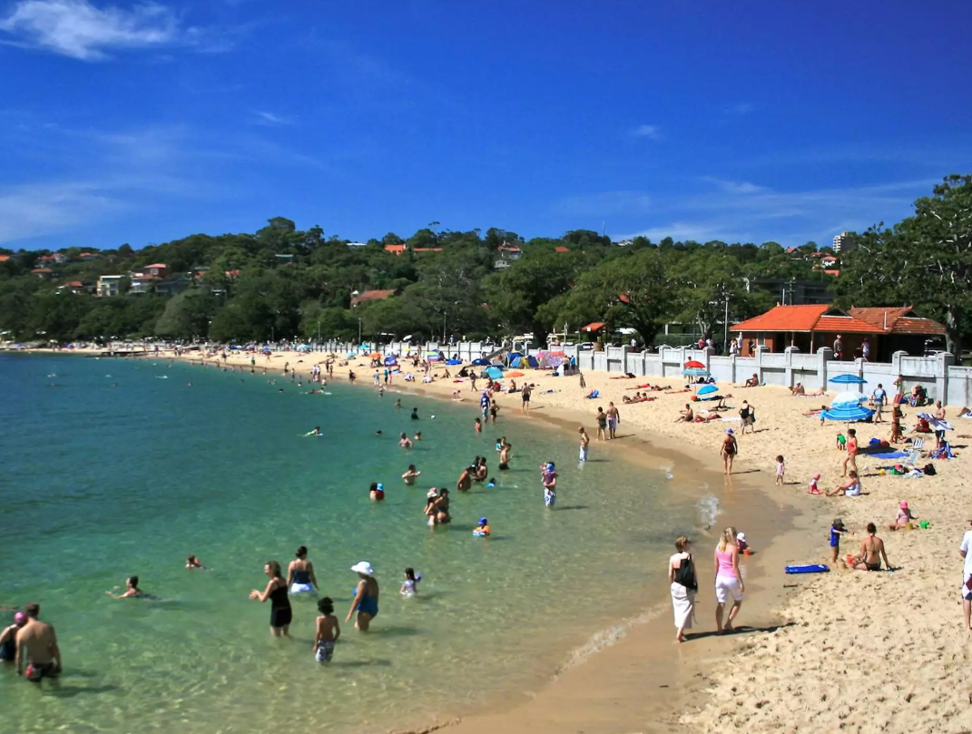 Balmoral Beach Photo by Concrete Playground - 5 Best Beaches in Sydney, Australia