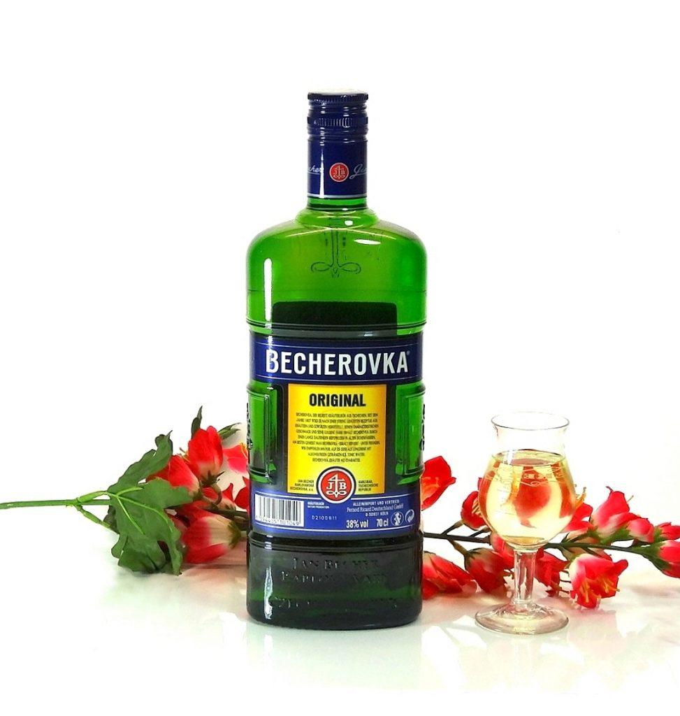 becherovka, czech republic