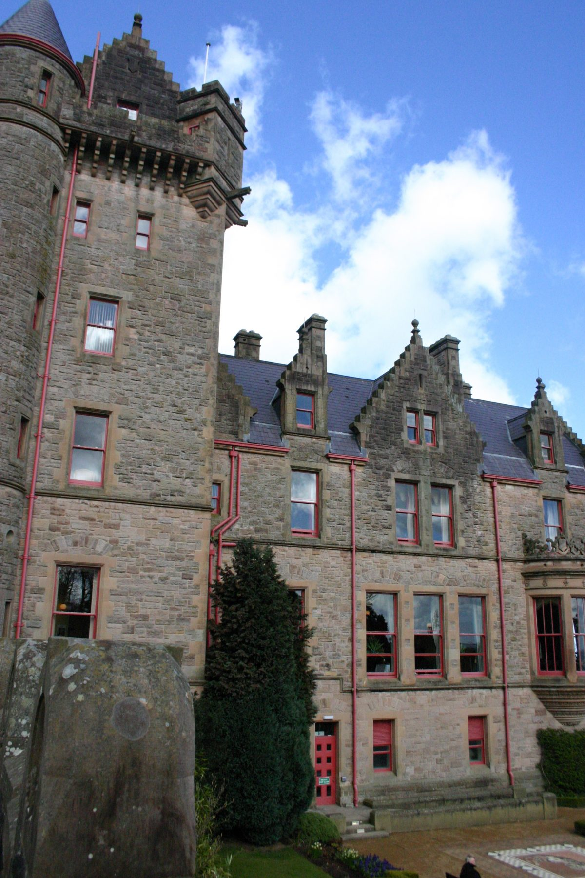 Belfast castle Genvessel Wikipedia Commons - 10 Castles That You Should Visit In Ireland