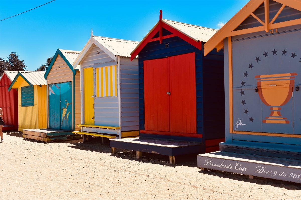 Brighton Con Karampelas Unsplash - 7 Best Beaches in Melbourne, Australia