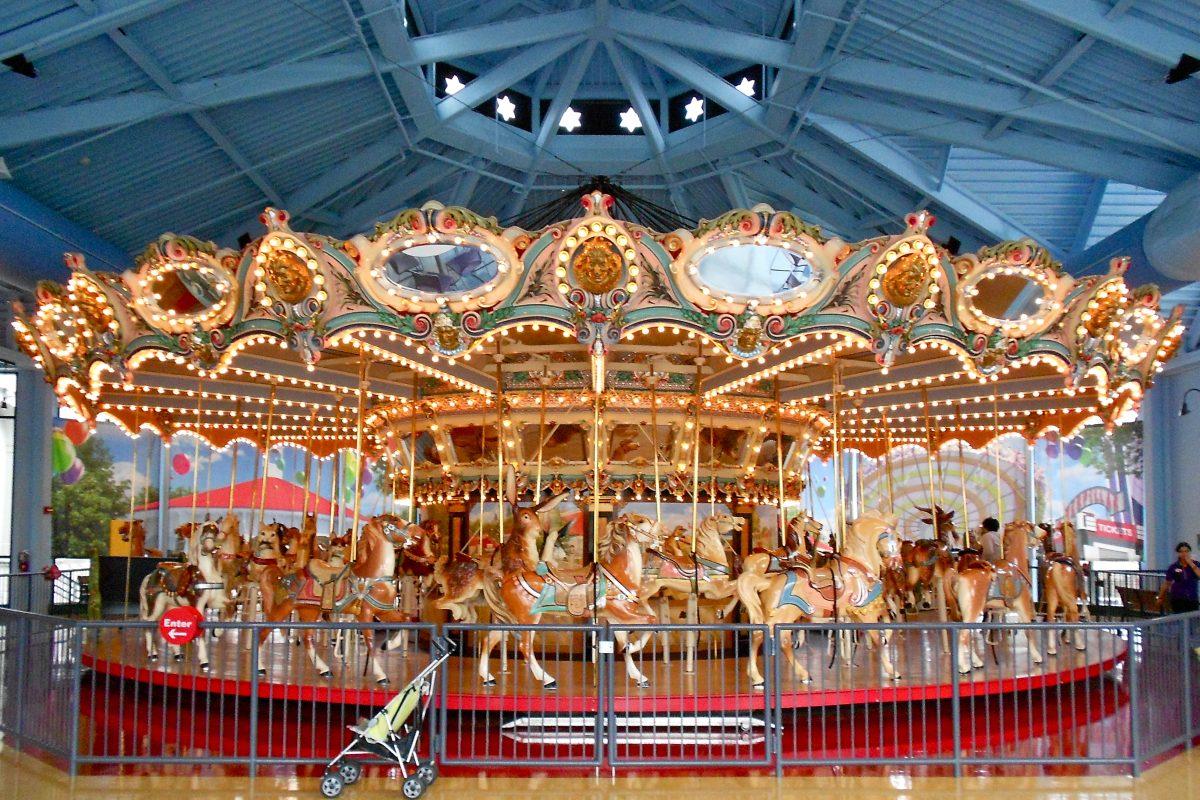 Carousel longshot Philly - 15 Best Things To Do In Philadelphia, Pennsylvania
