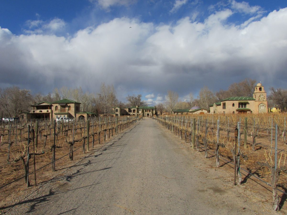 If you're a wine lover, you should pay a visit to the Casa Rondeña Winery in the Village of Los Ranchos.