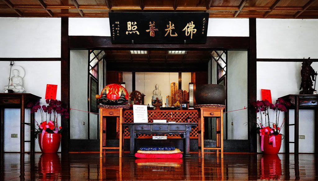 Chi-An ChingHsiu Temple