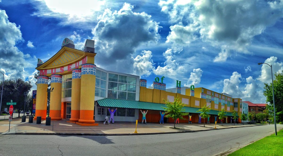 Children's Museum of Houston is the perfect place for your children to play and learn.