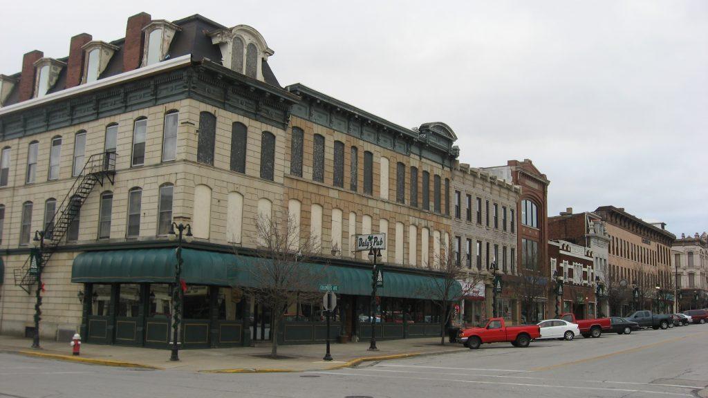 Downtown Sandusky
