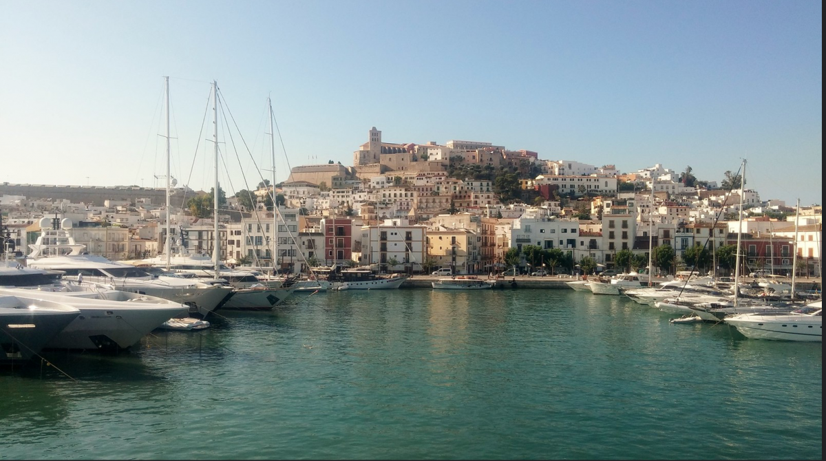 A UNESCO World Heritage Site, Dalt Vila packs 2500 years of history in a fortified old town.