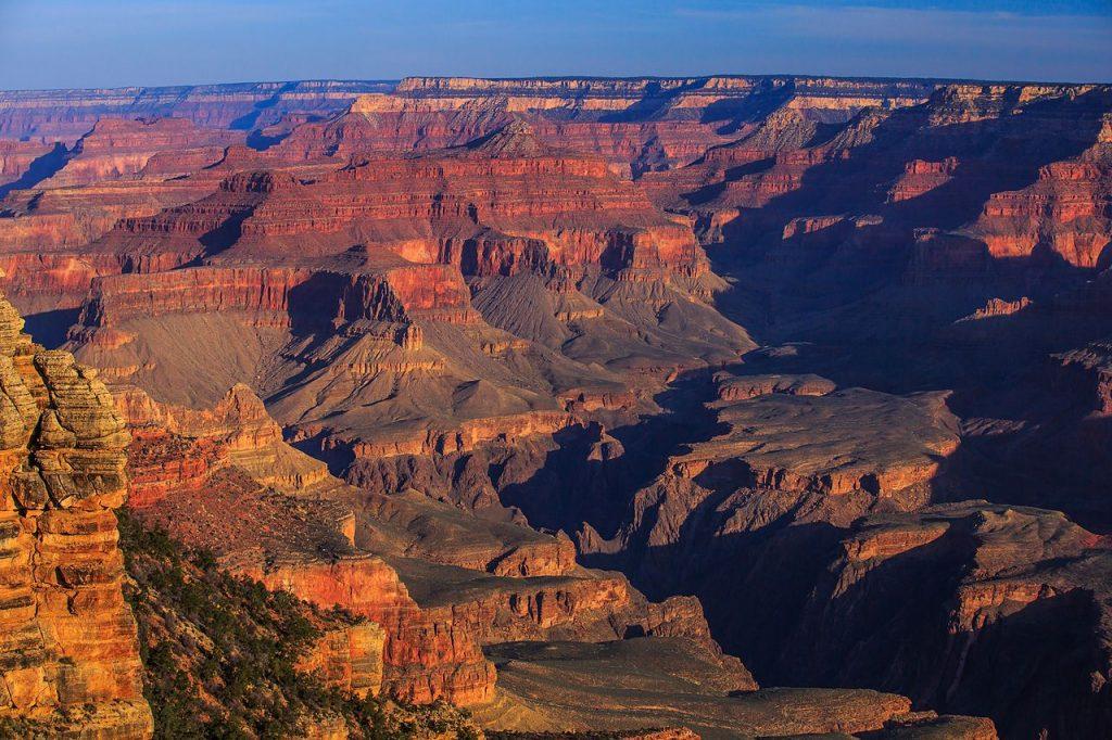 Grand Canyon, North America, Natural Wonders
