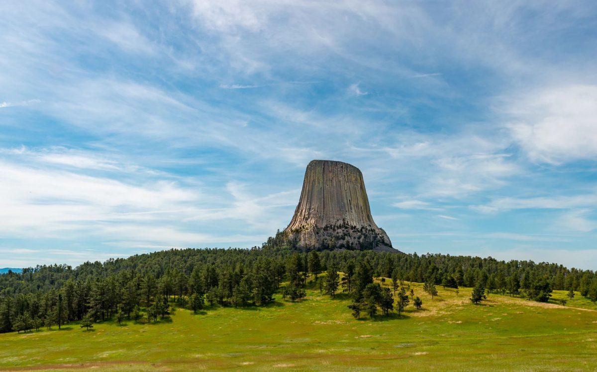 Devils Postpile National Monument Wyoming