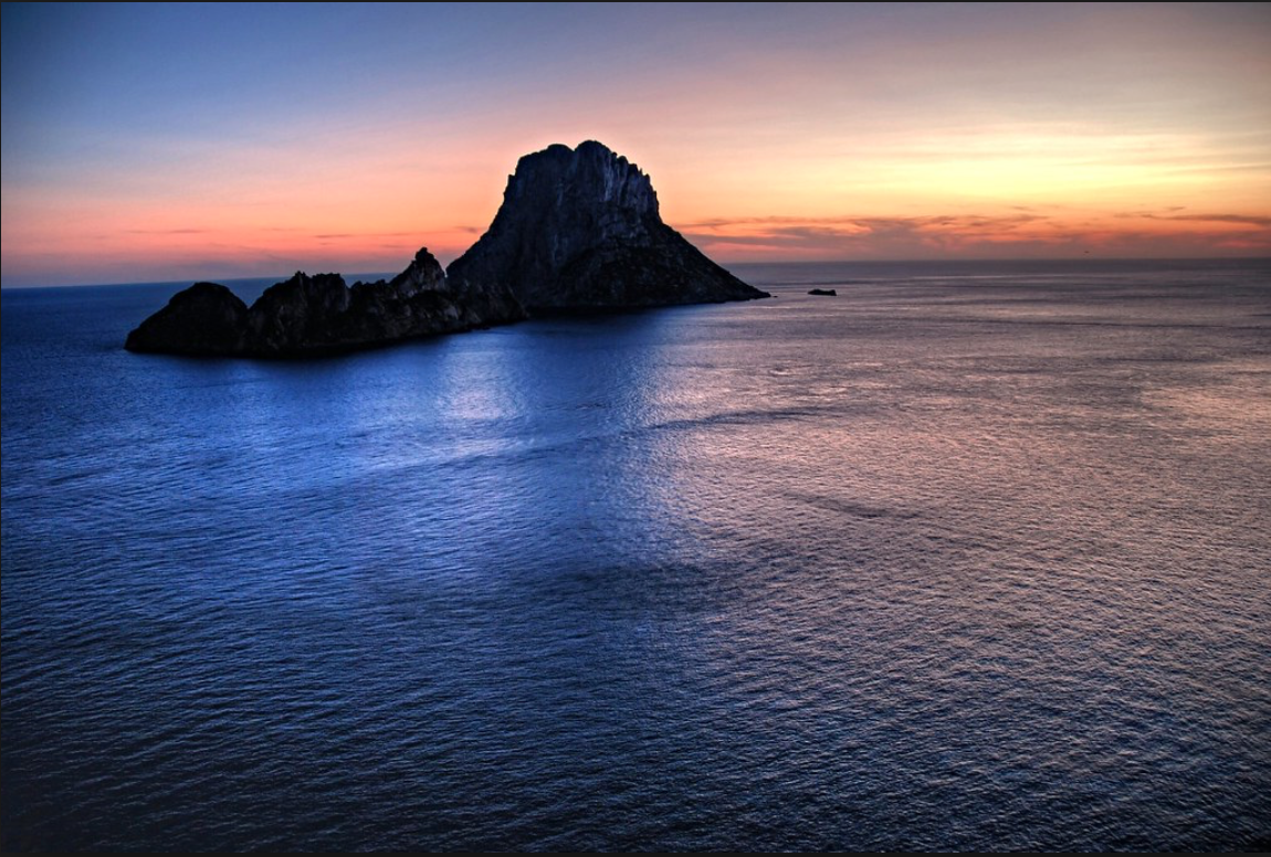 Since ancient history, Es Vedrà has been a noted location within several myths and legends.