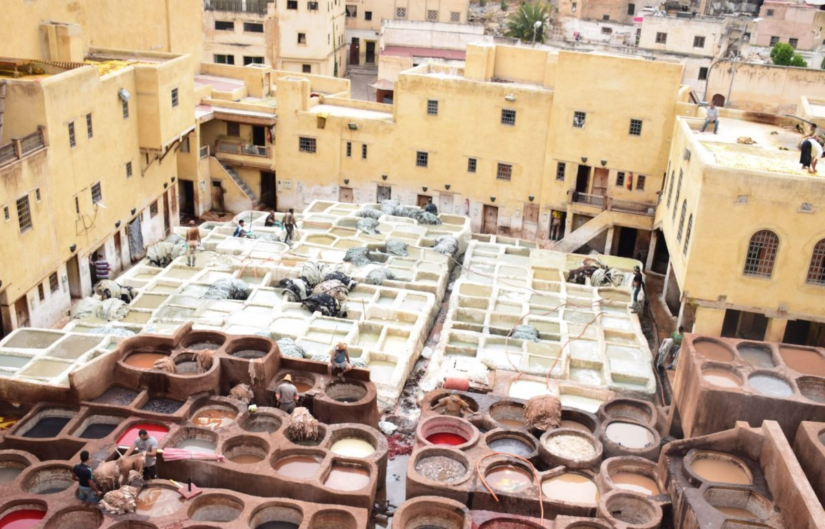Fez 1 - The 10 Most Beautiful Scenery And Places To Visit In Morocco