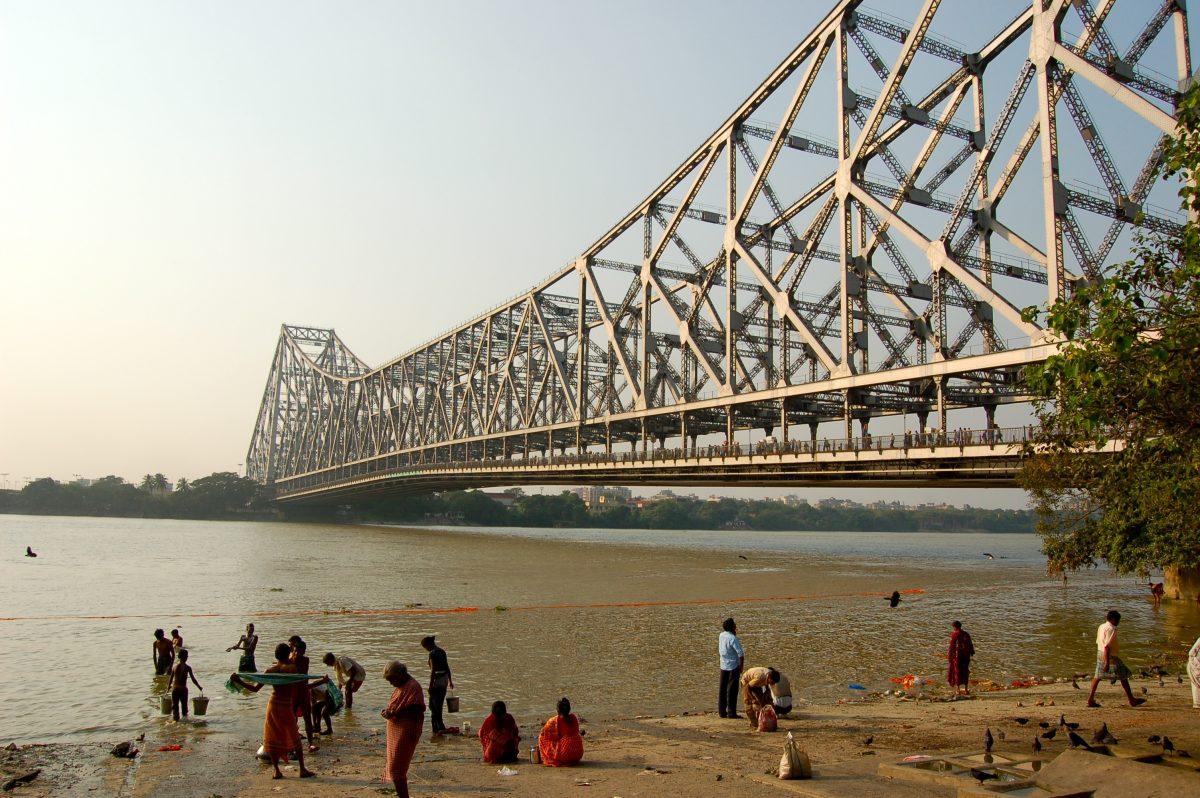 Howrah Bridge Ghats