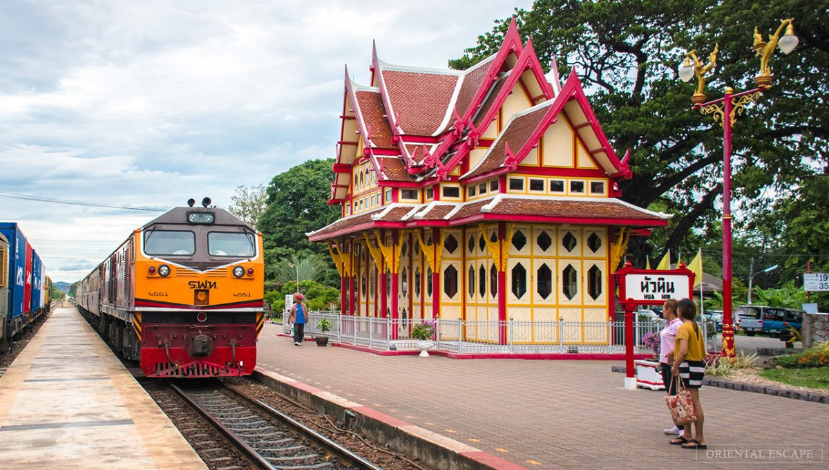 Hua Hin Photo by Oriental Escape - From Bangkok To Hua Hin: How To Get There?
