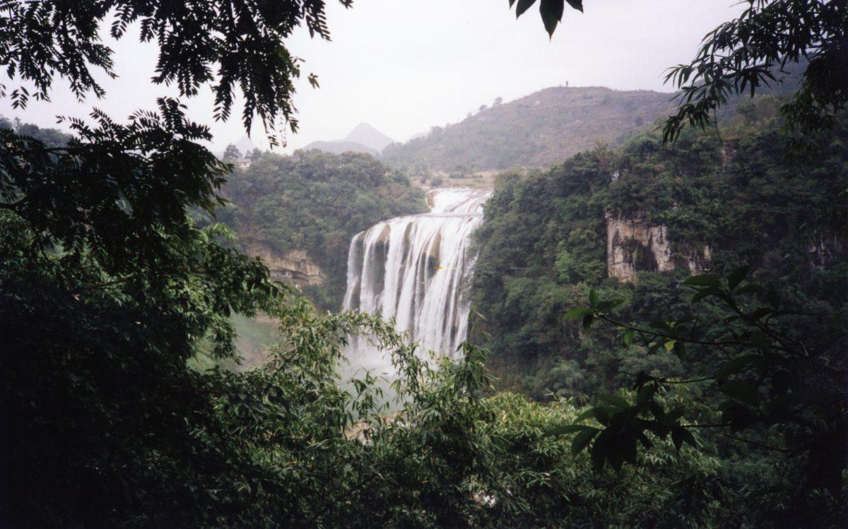 Guizhou Hangguoshu Waterfall