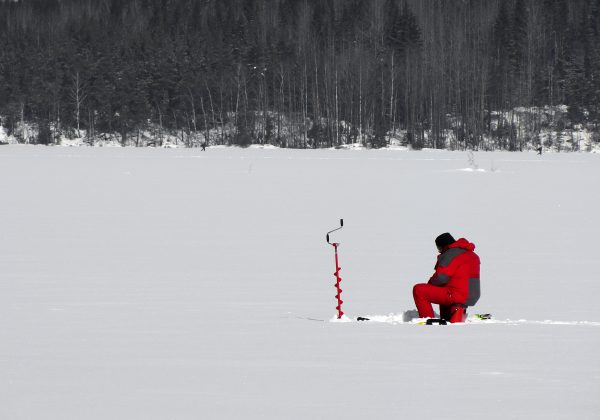 Ice Fishing Around the World