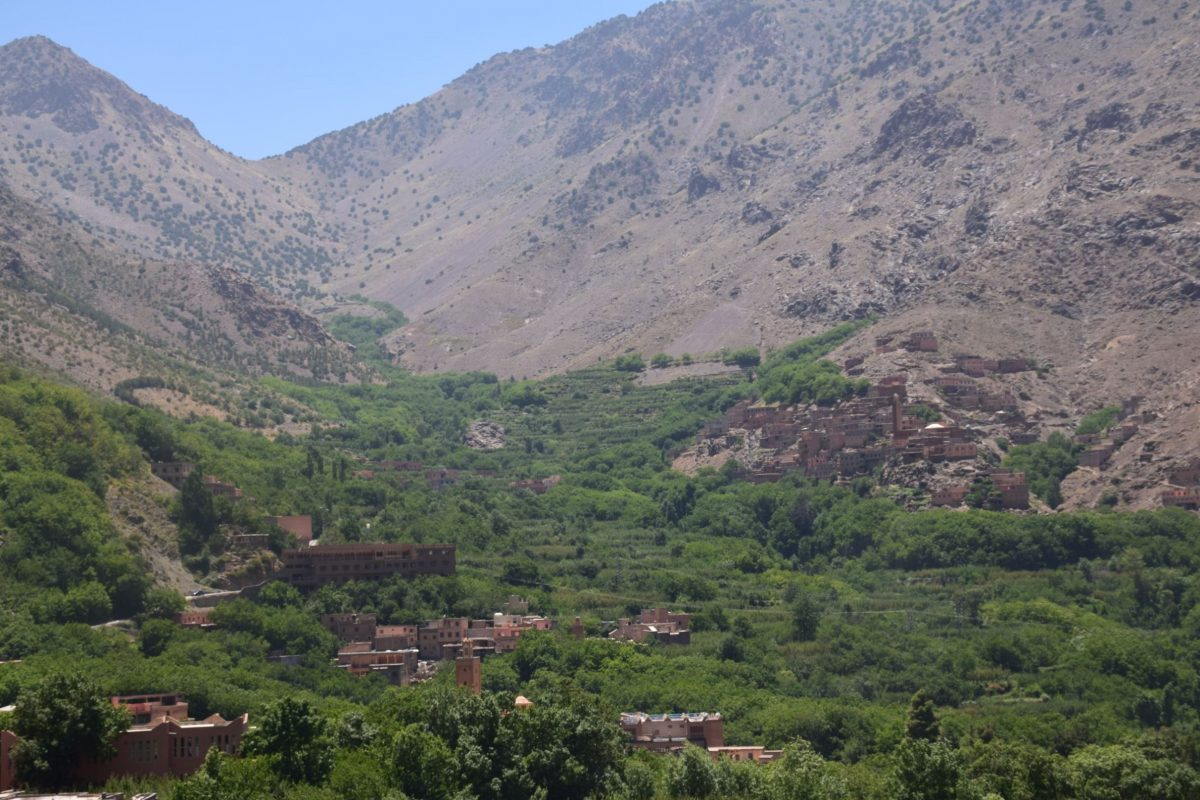 Imlil 1 - The 10 Most Beautiful Scenery And Places To Visit In Morocco