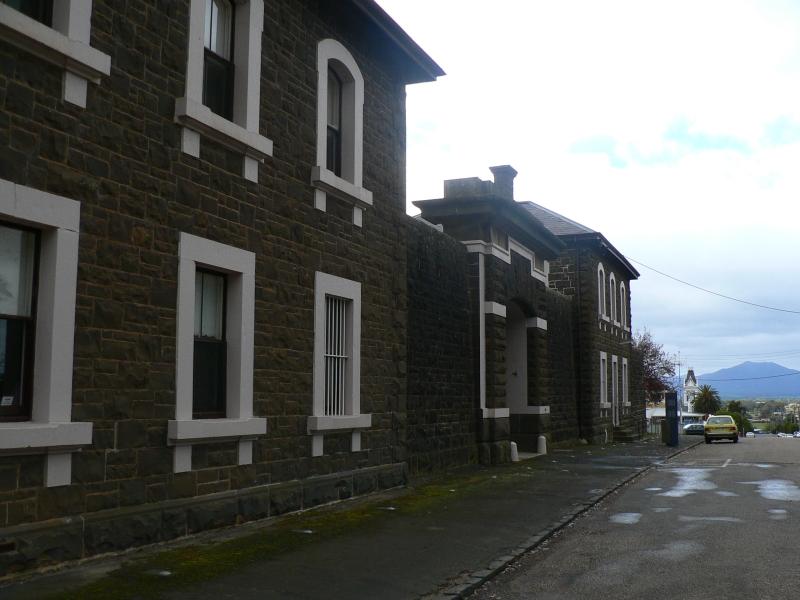 J Ward Museum, Grampians