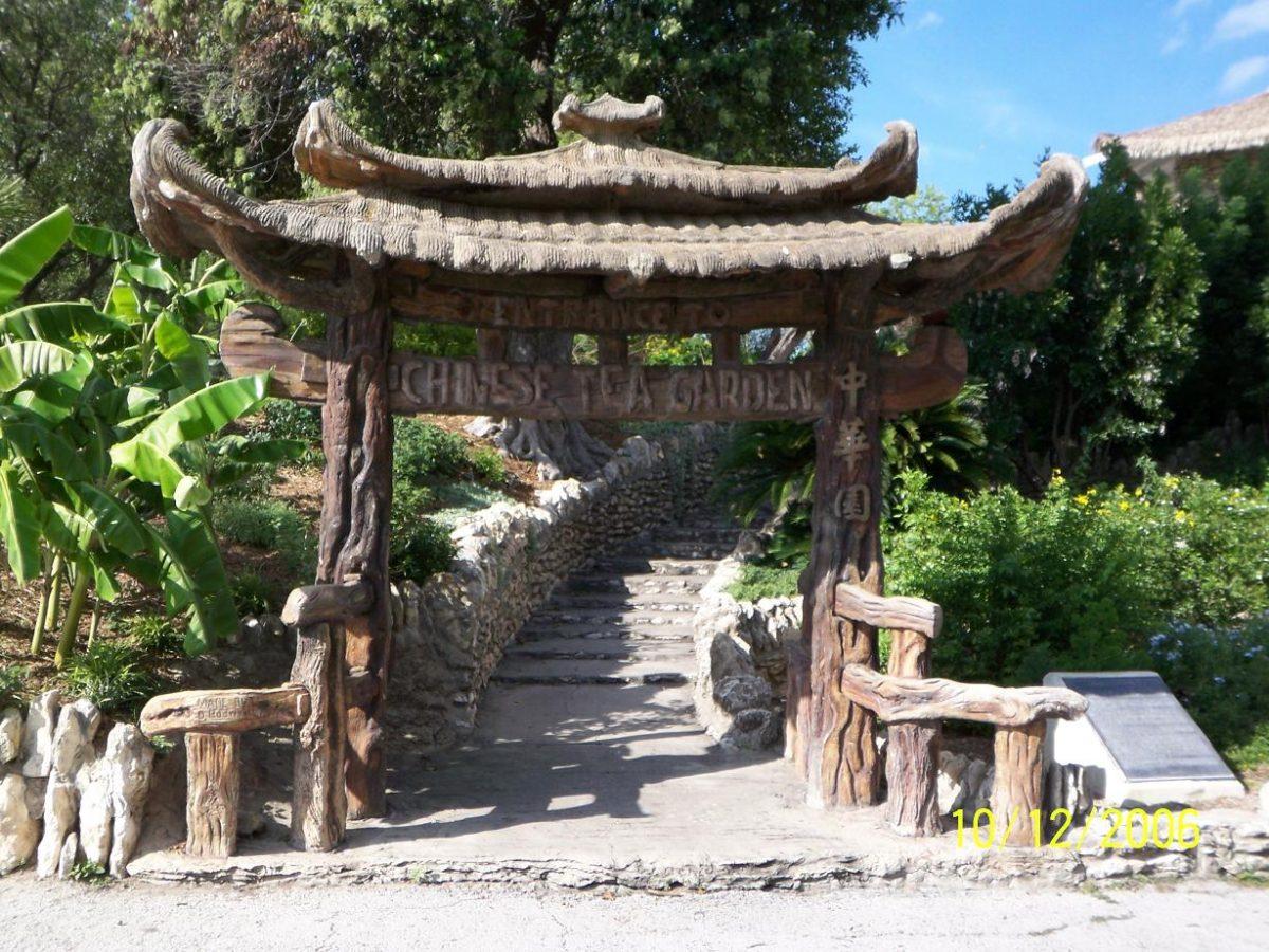 Japanese Tea Gardens, Things To Do In San Antonio