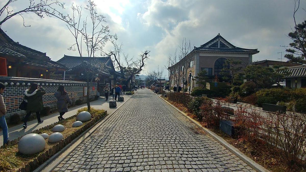Jeonju Hanok Maeul Weather
