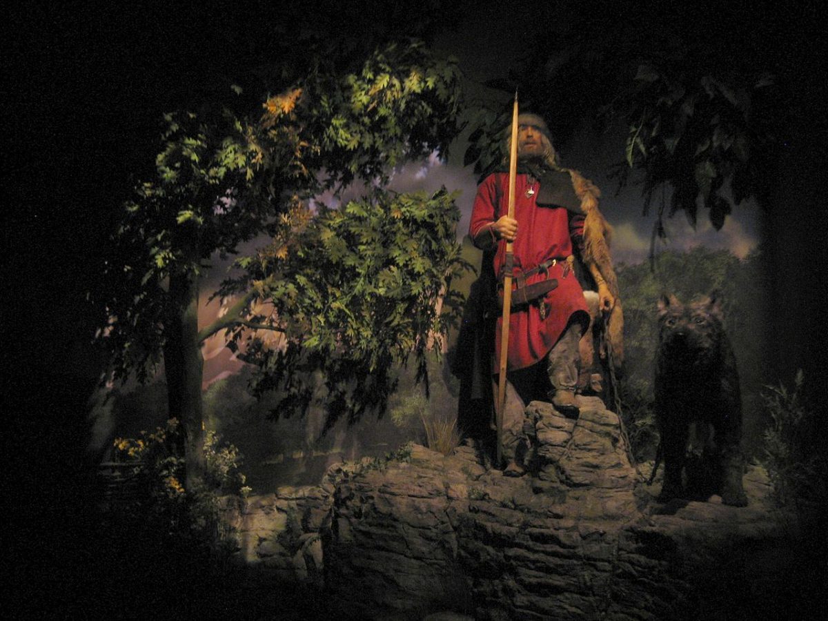 jorvik viking centre, york england