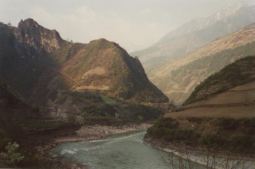 Lancang River, Mekong River