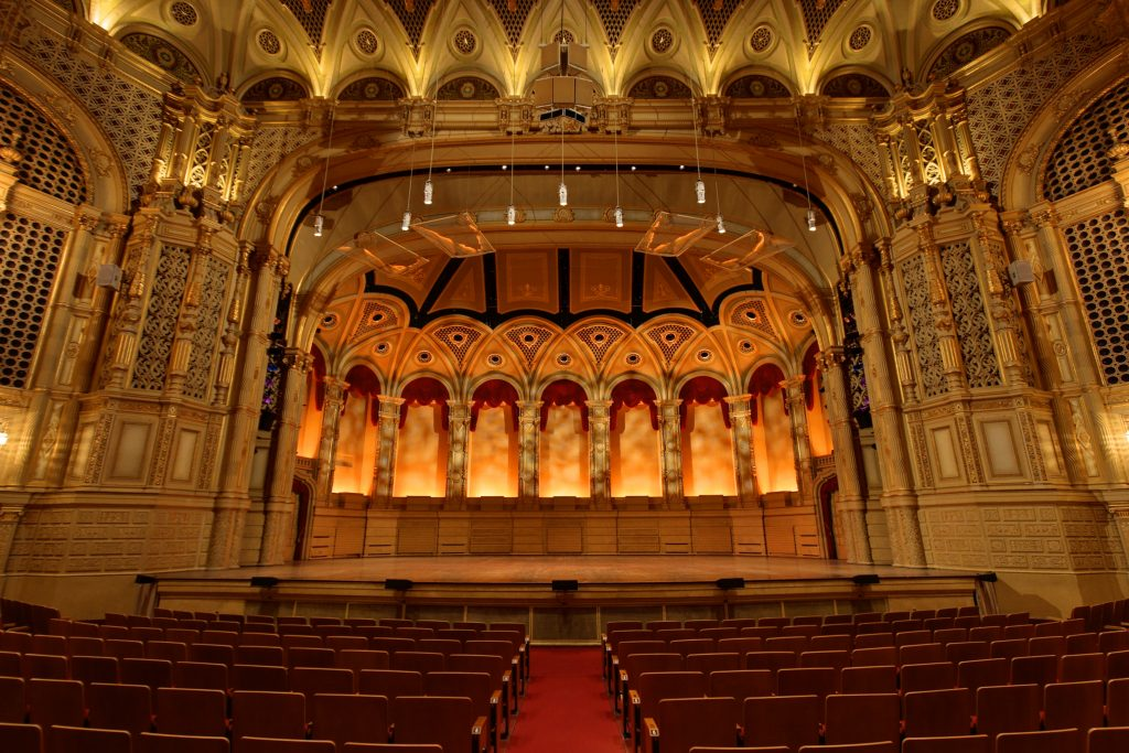 Orpheum Theatre Vancouver View Of Stage 1024x683 - 5 Amazing Winter Destinations In Montana