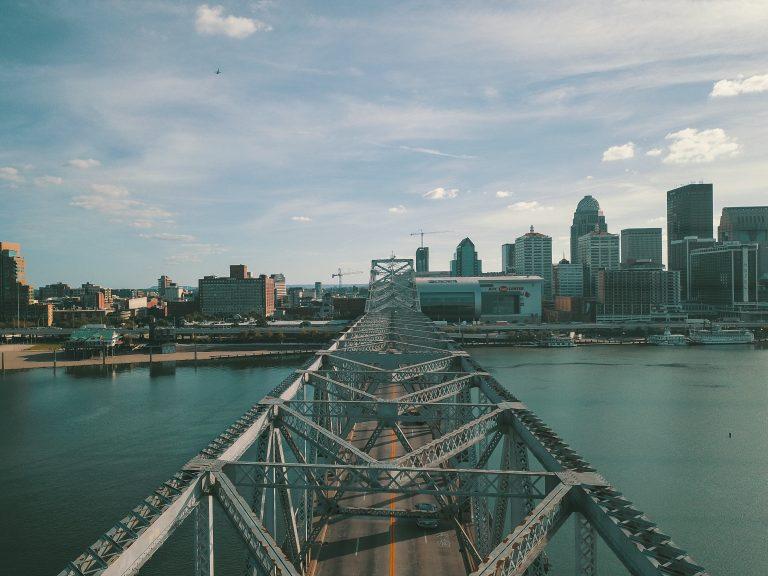 The Big Four Bridge Louisville