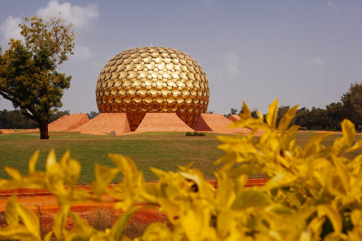 Pondicherry_auroville-weekend getaways from Bangalore
