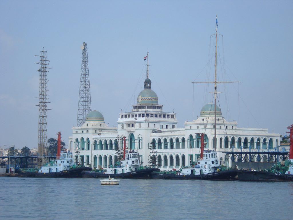 Egypt port