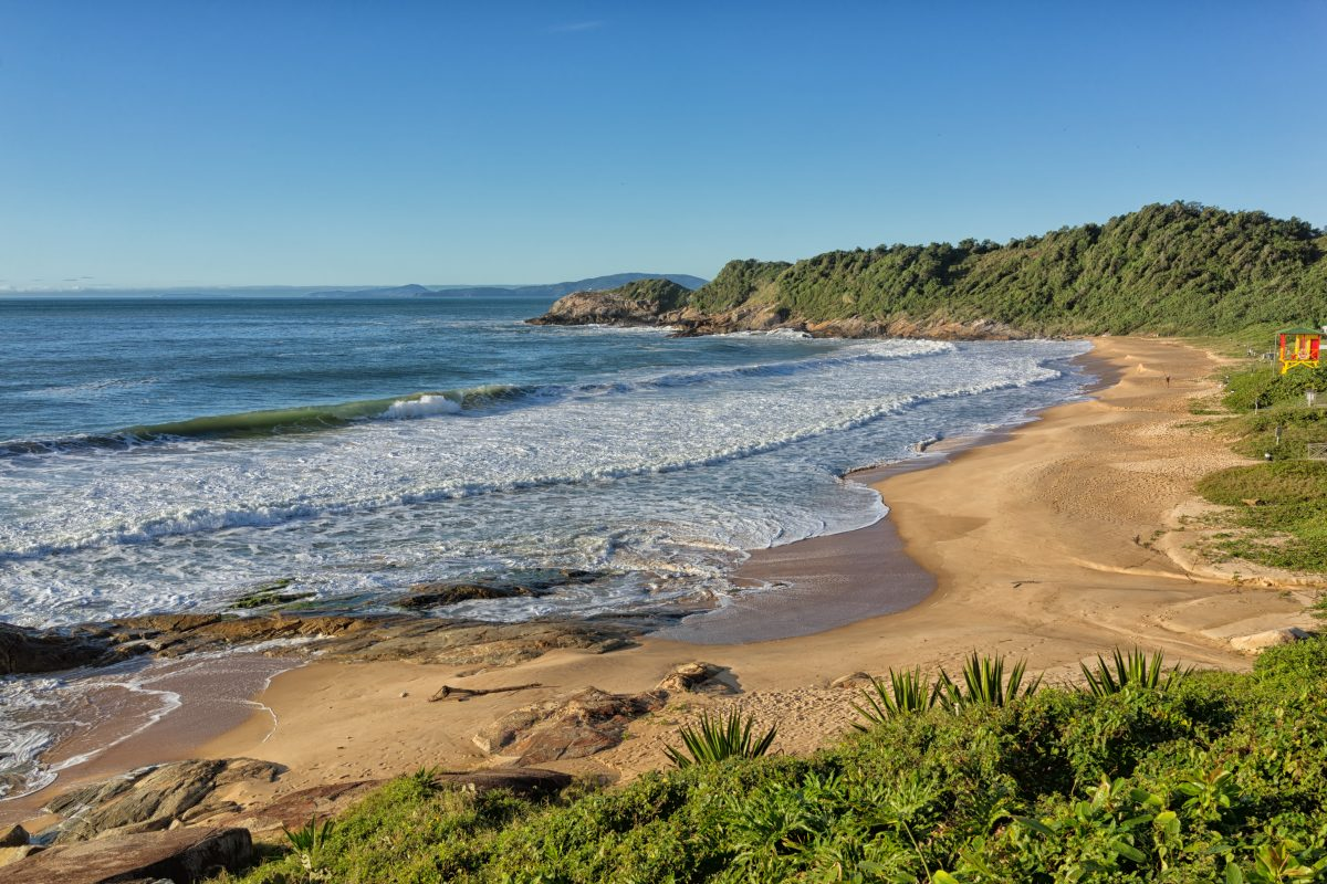 Praia do Pinho, Brazil nude beach
