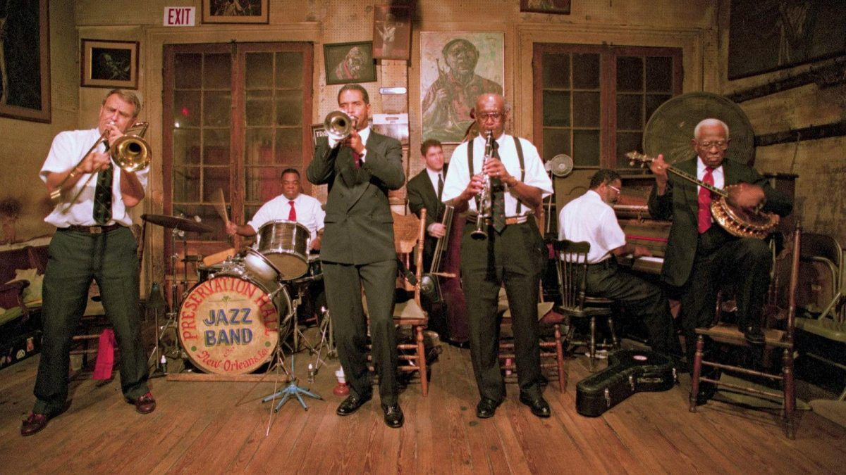 Preservation Hall, Things to do in New Orleans