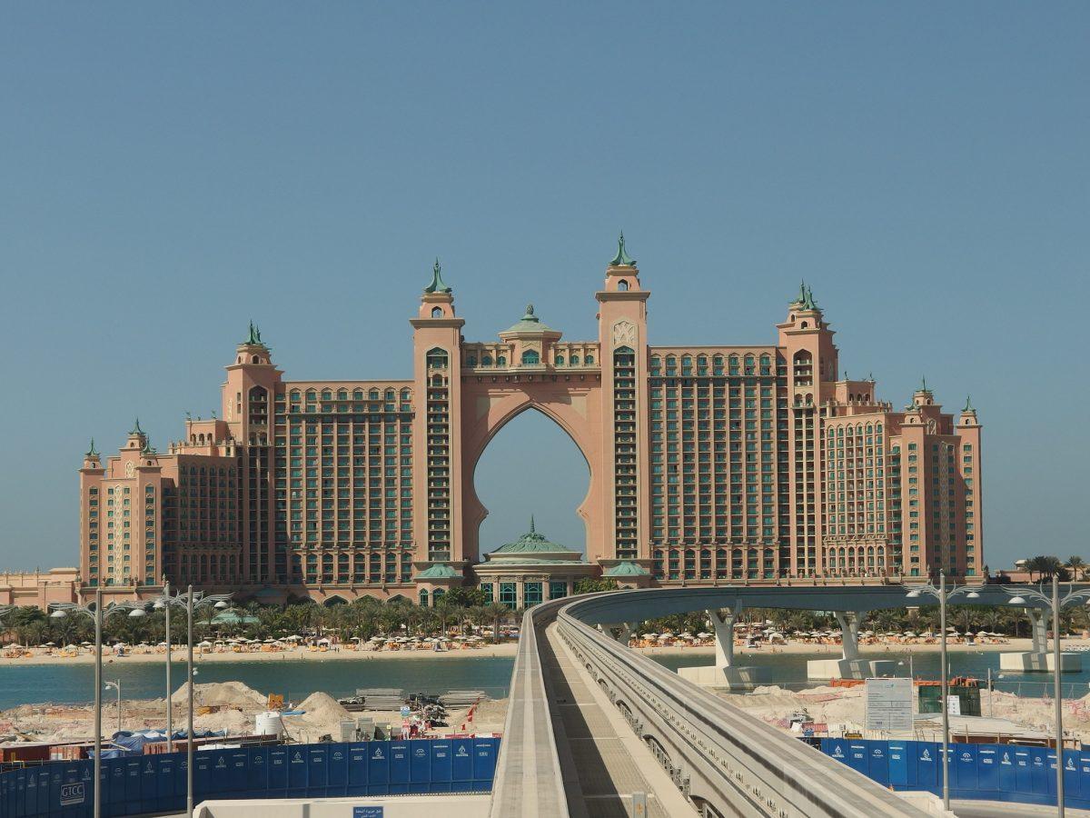 Rail to Atlantis
