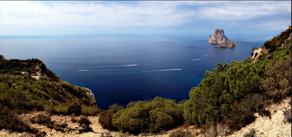 Sa Talaiassa, which loosely translates as 'watchtower' in Catalan, is the highest mountain in Ibiza.