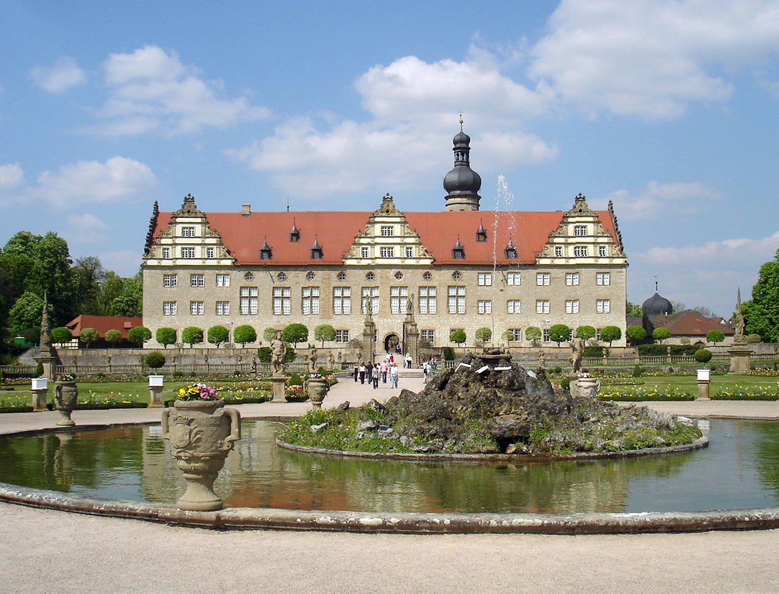 Schloss und Park Weikersheim - The Romantic Road In Germany - All You Need To Know