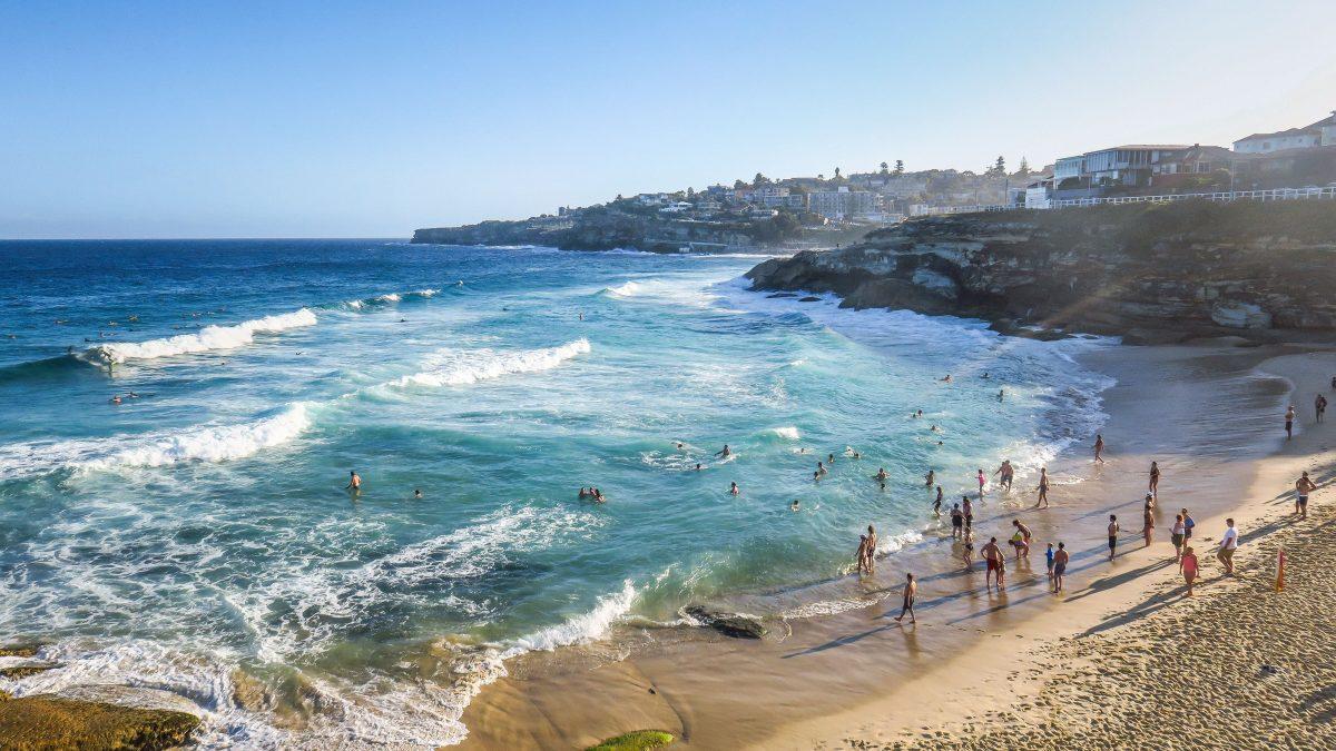 Sydeny Beaches Photo by Conde Nast Traveler - 5 Best Beaches in Sydney, Australia