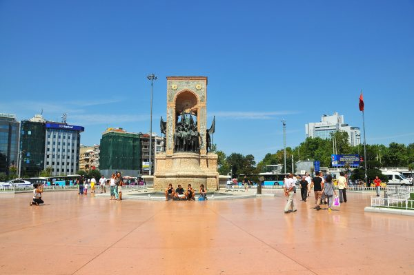Taksim Square In Istanbul – All You Need To Know