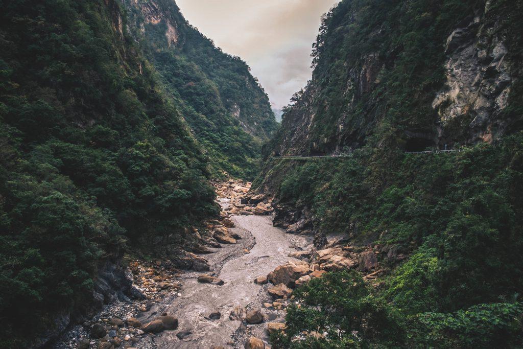 Taroko Gorge, Taroko Gorge National Park