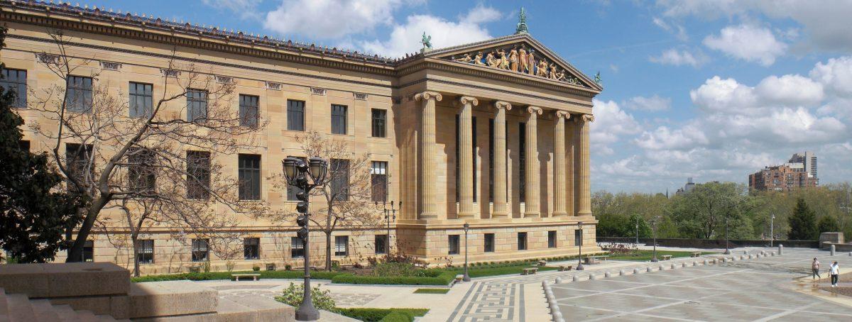 The Main Building Philadelphia Museum of Art - 15 Best Things To Do In Philadelphia, Pennsylvania