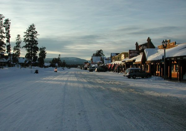 5 Amazing Winter Destinations In Montana