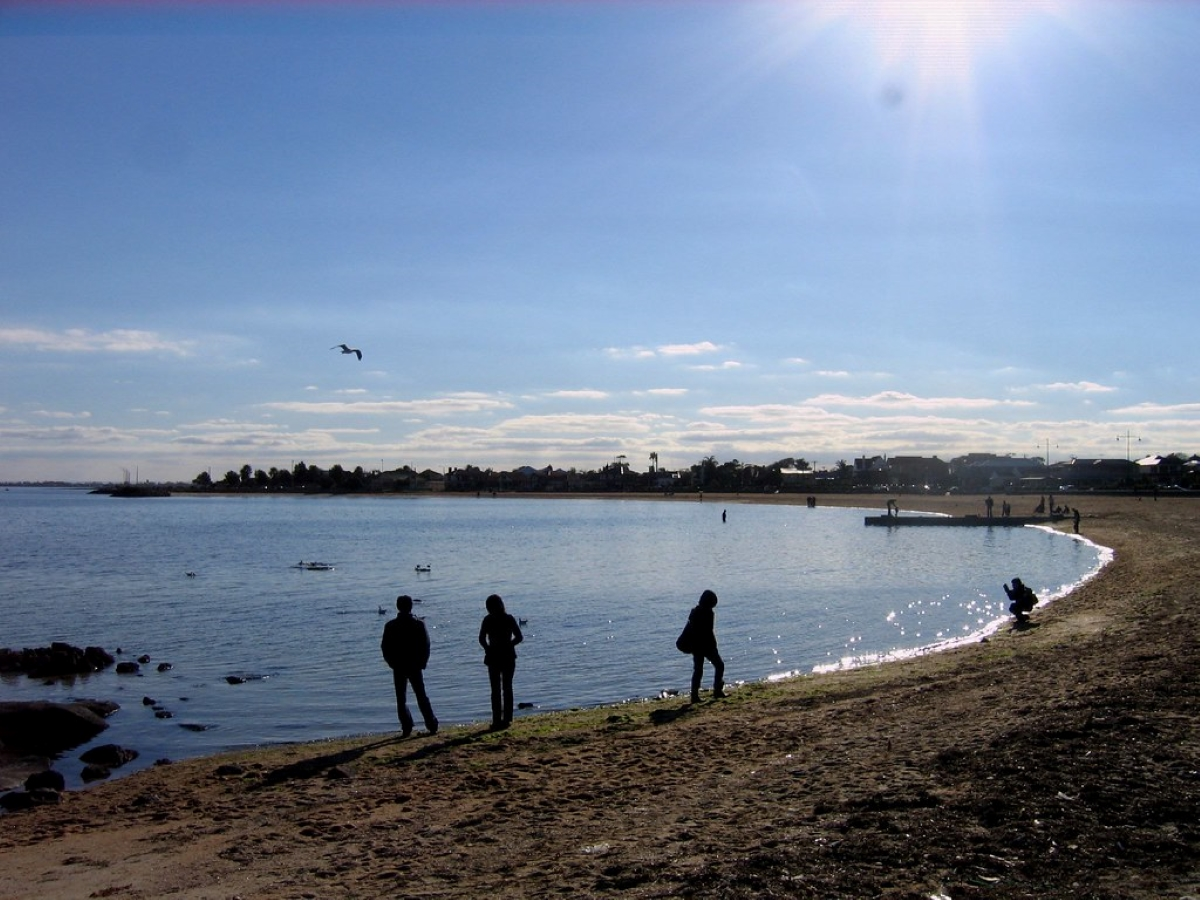 Williamstown Creative Commons - 7 Best Beaches in Melbourne, Australia