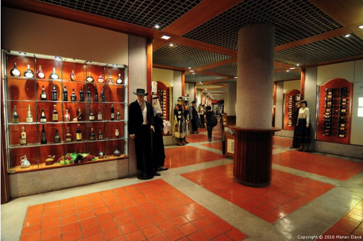 If you're partial to a glass of vino, you will absolutely love Macau's very own Wine Museum.