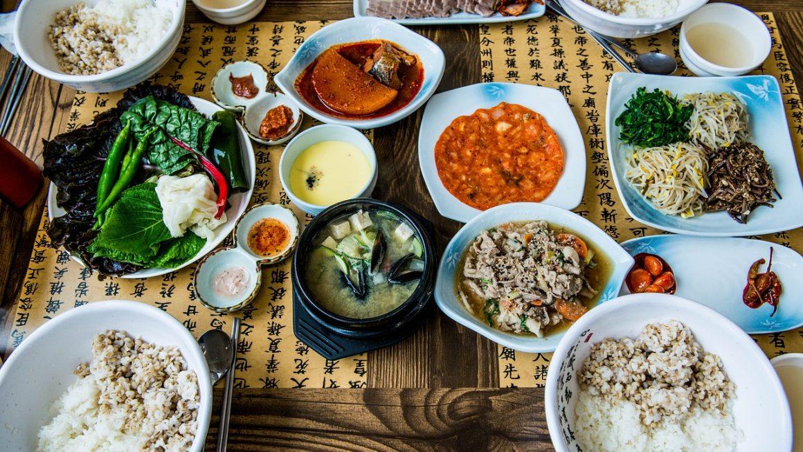 Korean Food, Korean Dish