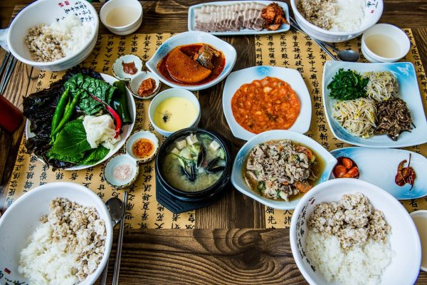 Korean Food – 20 Korean Dishes You Must Try Before You Die