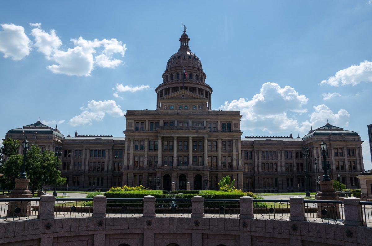 Austin, Texas, Capitol