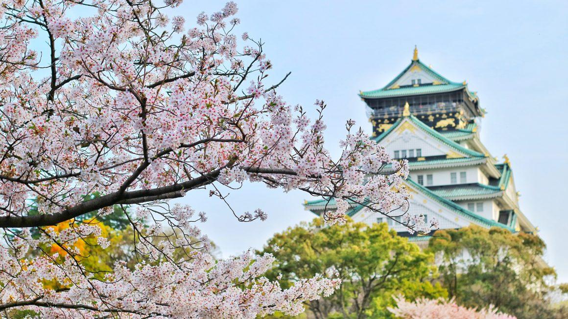 Kết quả hình ảnh cho Osaka Castle