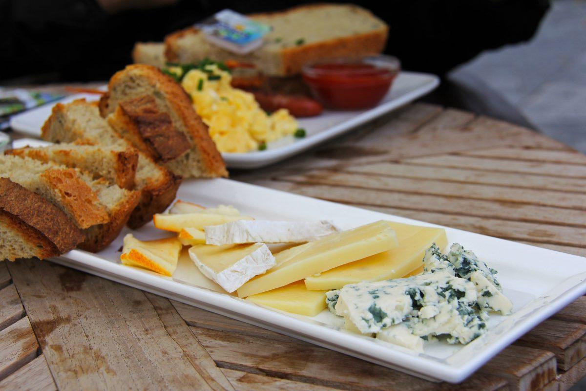 Danish food in Copenhagen